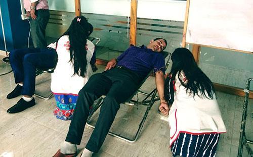 Blood Donation Programme 4